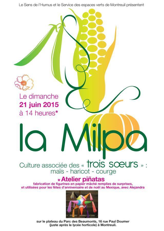 Milpa 3 - 21 juin