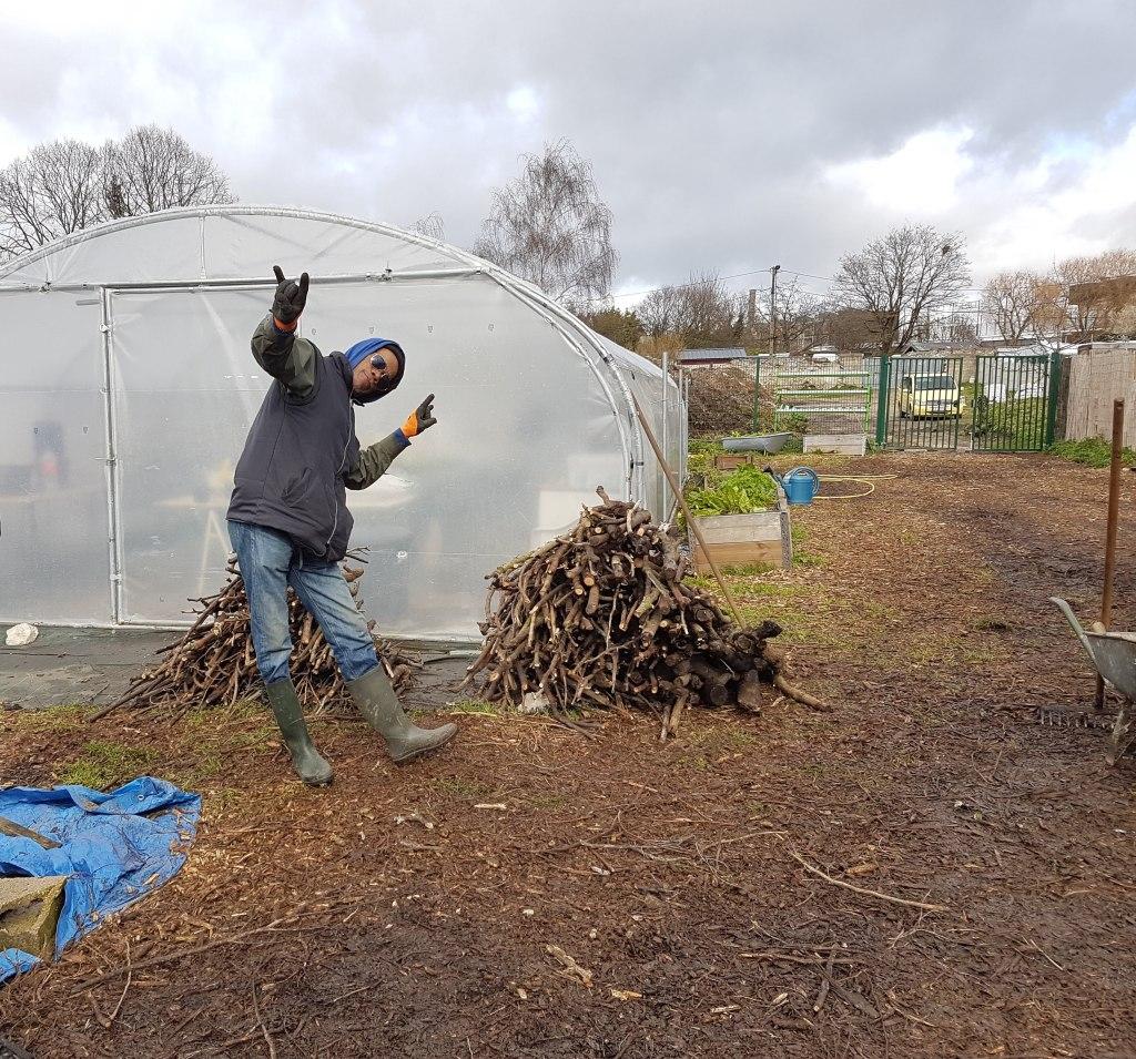 Le Jardin Potager En Janvier le sens de l'humus | Écologie, permaculture, agrologie